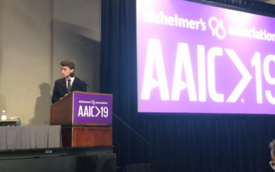 Wagner Brum, Oral presentation at Alzheimer's Association International Conference