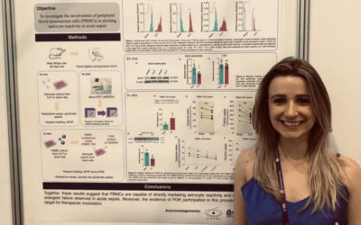 Bruna Bellaver, Poster Presentation at 10th IBRO World Congress
