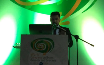 Eduardo Zimmer, Lecture at World Congress on Brain, Behavior and Emotions