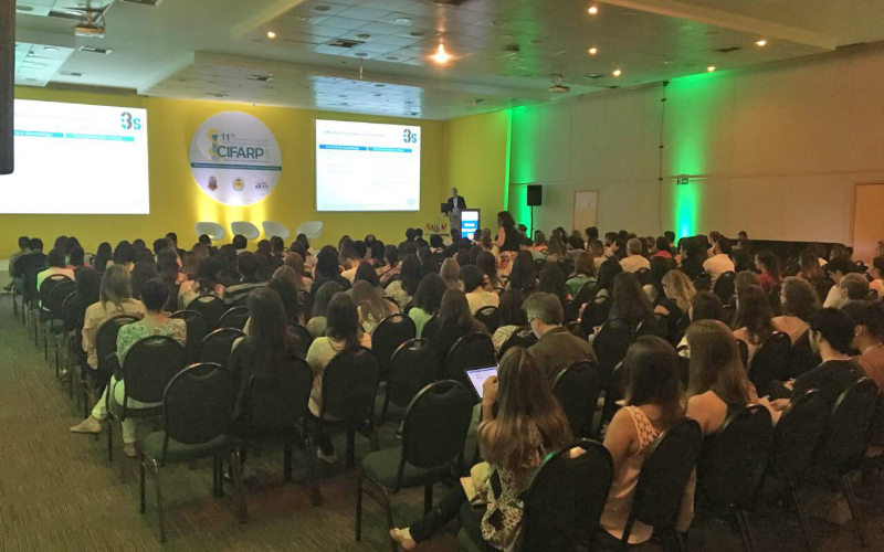Eduardo Zimmer, Talk at 47th Annual Meeting of the Brazilian Society for Biochemistry and Molecular Biology