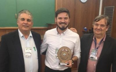 Eduardo Zimmer, Lecture at Congresso Novas Vertentes Biotecnológicas para o Desenvolvimento Tecnológico-Social do Brasil