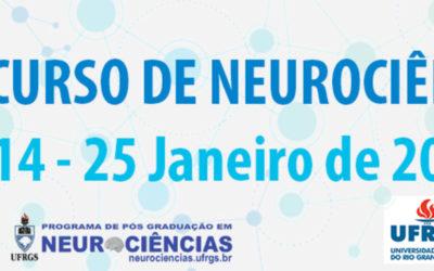 Luiza Machado, Attending to IX Curso de Neurociências/UFRGS