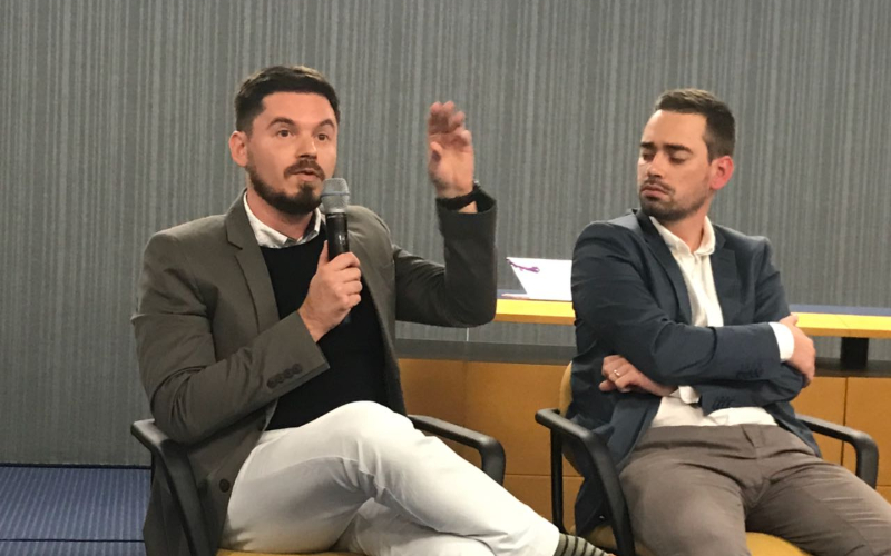 Eduardo Zimmer, Talk at I Jornada sobre Doença de Alzheimer do IGG PUCRS