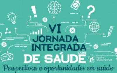 Eduardo Zimmer, Talk at VI Jornada Integrada em Saúde