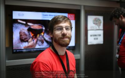 Igor Fontana, Attending to NRM – Mapping NeuroReceptors at Work