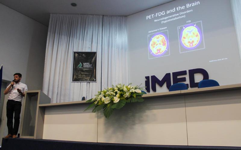 Eduardo Zimmer, Lecture at II Semana Acadêmica Interinstitucional de Medicina de Passo Fundo