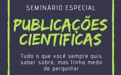 Eduardo Zimmer, Talk at Special Seminar – Scientific Publications