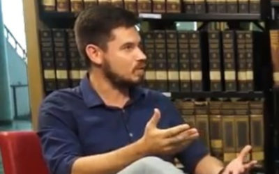 Eduardo Zimmer, Talk at Tipos Celulares no Sinal do PET FDG